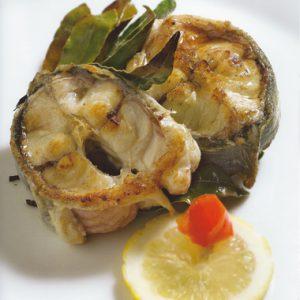 Blu Pesca Srl - le nostre ricette - Bisato sull'ara