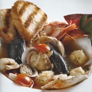 Blu Pesca Srl - le nostre ricette - zuppa di pesce